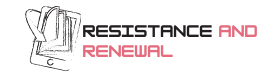 Resistance And Renewal-Just another WordPress site